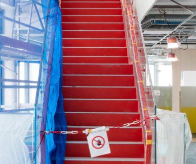 Designtrappan (Hi3 Access) Pelare 1 Söderstaden