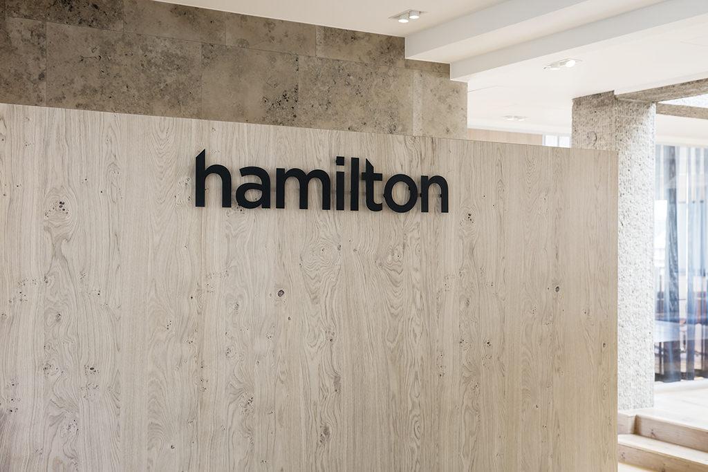 Designtrappan Hamilton Advokatbyrå